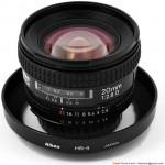 Nikon AF20 mm D